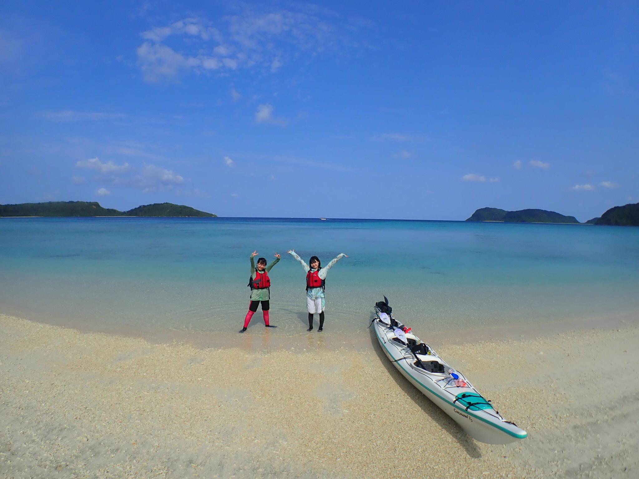 卒業旅行で西表島