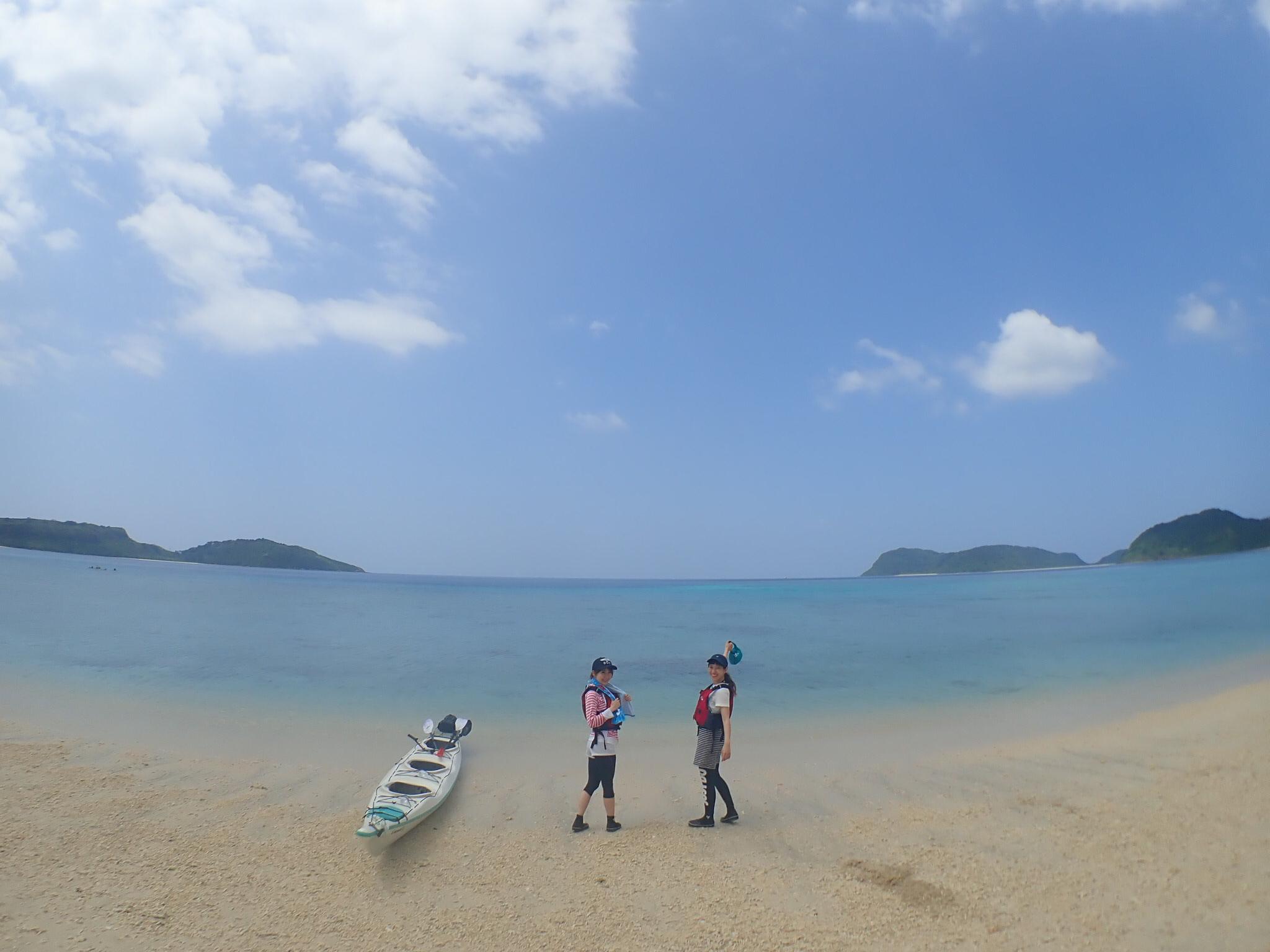 半日ツアーで西表島で一番綺麗なビーチ イダの浜へ