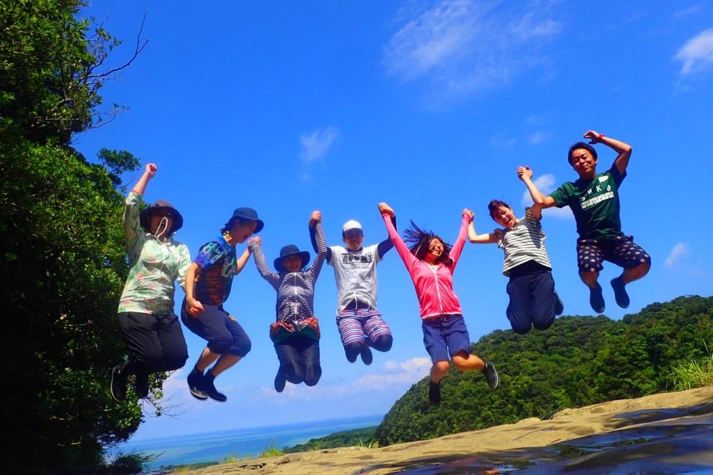 沖縄県西表島の滝選び、カヤックツアーならまず「ピナイサーラの滝」がおすすめ!西表島の定番ツアーです。