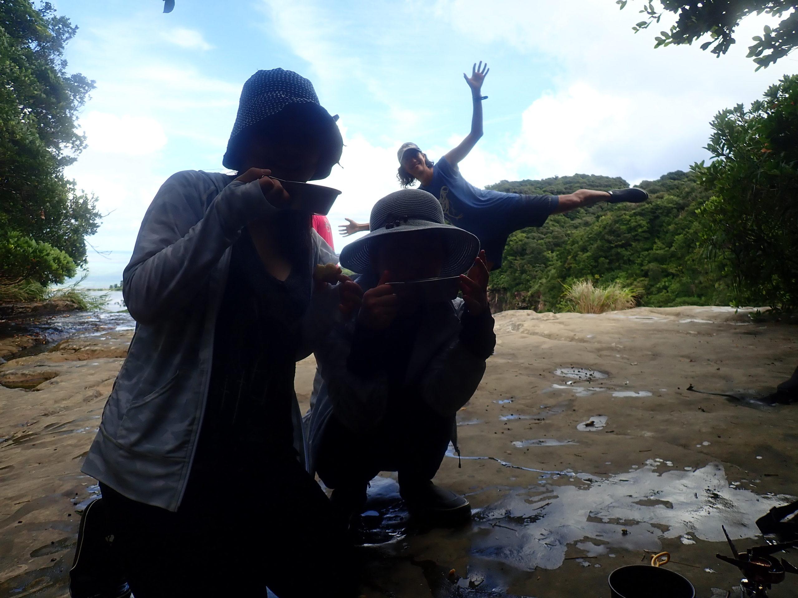 自然と生き物に癒される 西表島 ピナイサーラの滝カヌーツアー