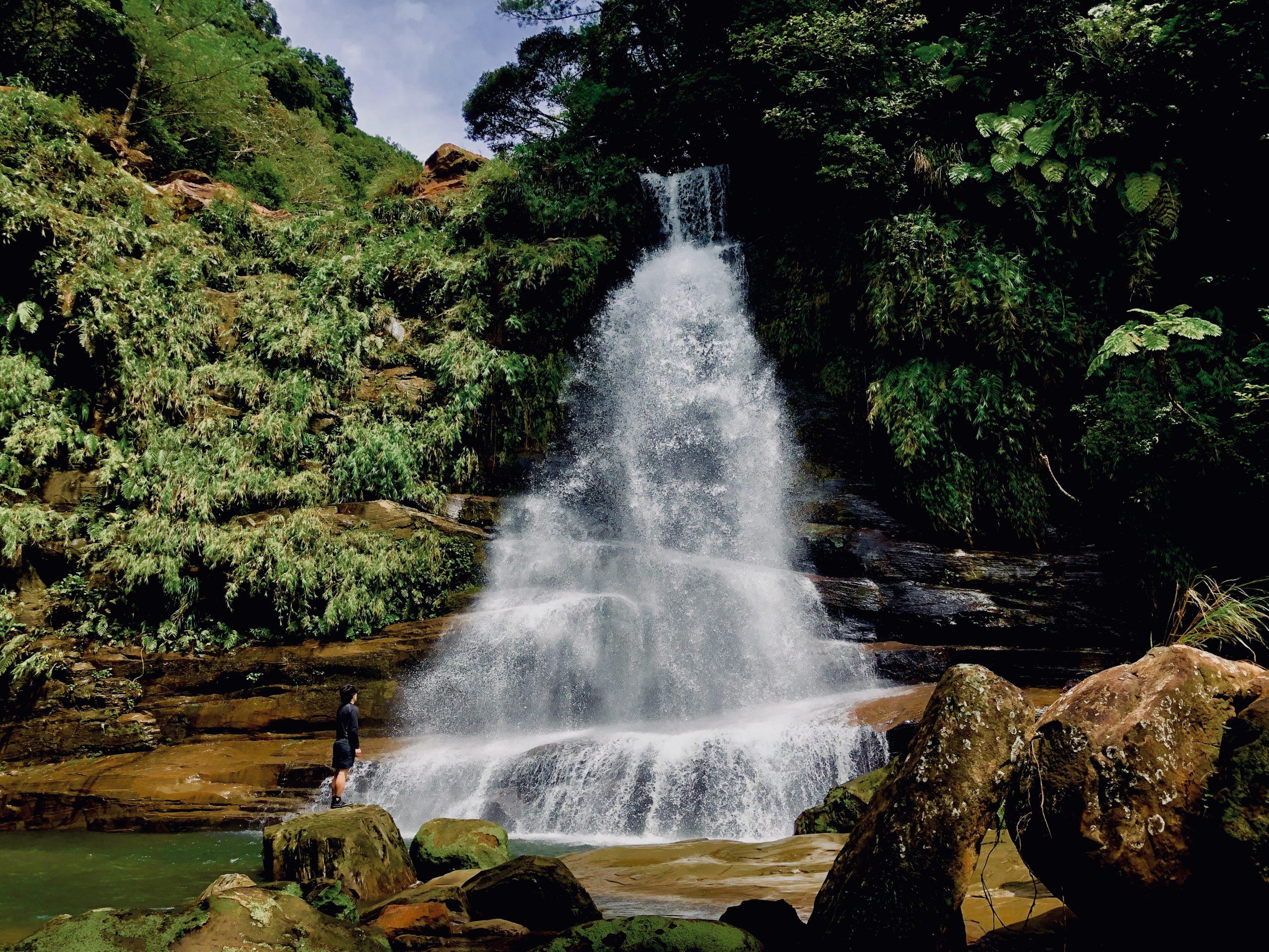 西表島 ナーラの滝で大人の休日を…