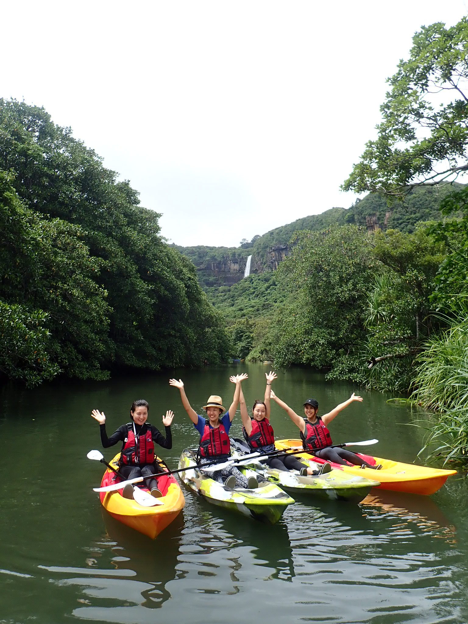 西表島は一年通して観光ツアーやアクティビティができるんですよ!