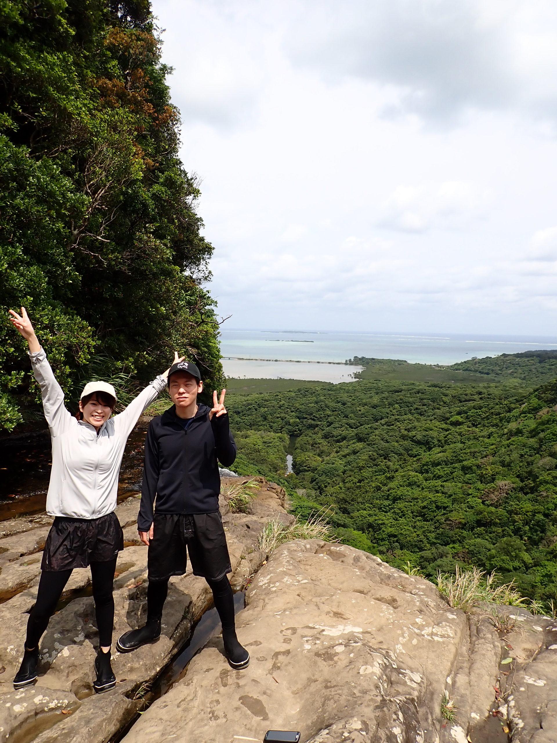 旅にハプニングはつきもの⁉︎大興奮、西表島 ピナイサーラの滝カヌーツアー