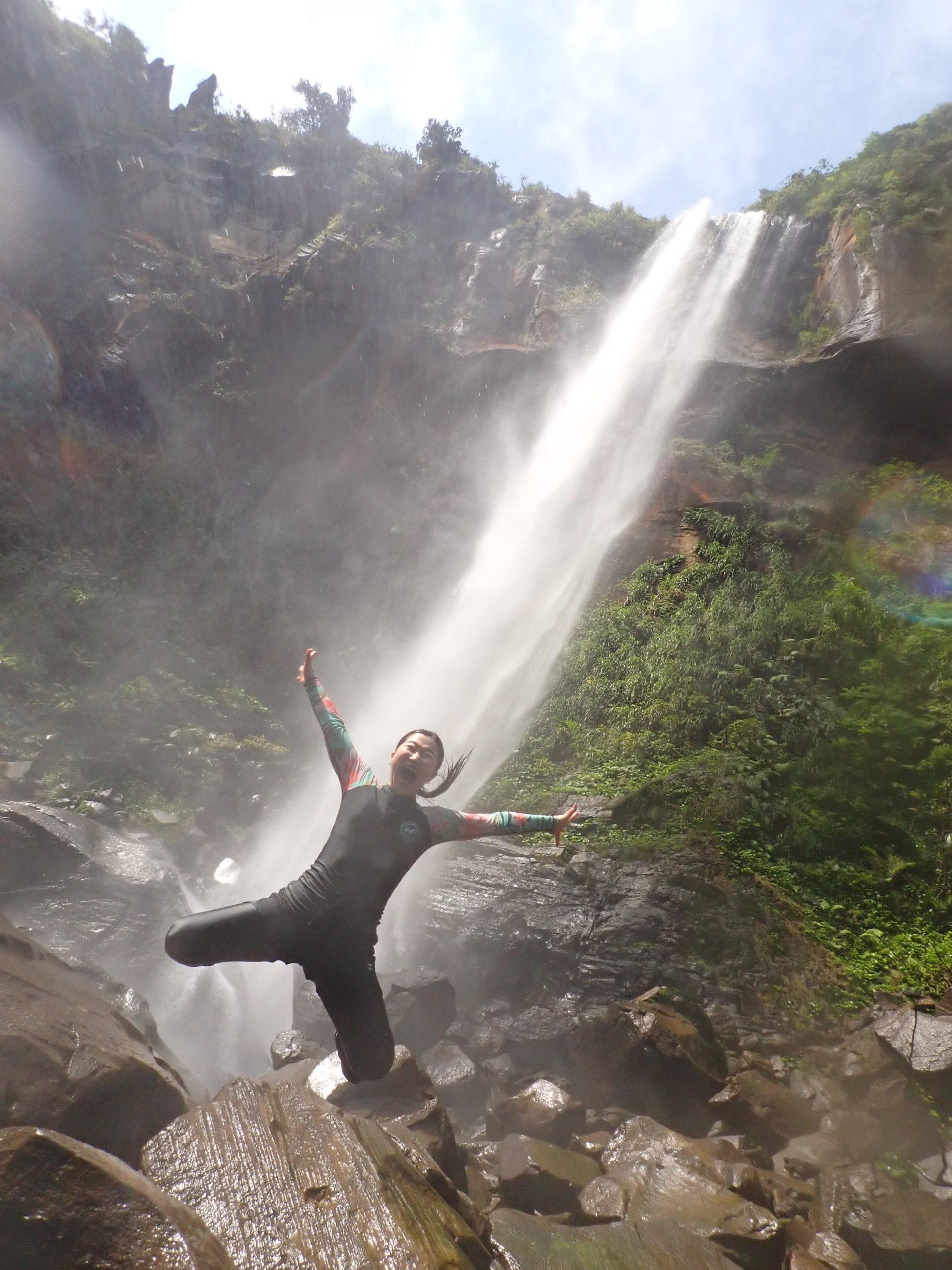 早起きは得だらけ!半日ピナイサーラの滝カヌーツアー