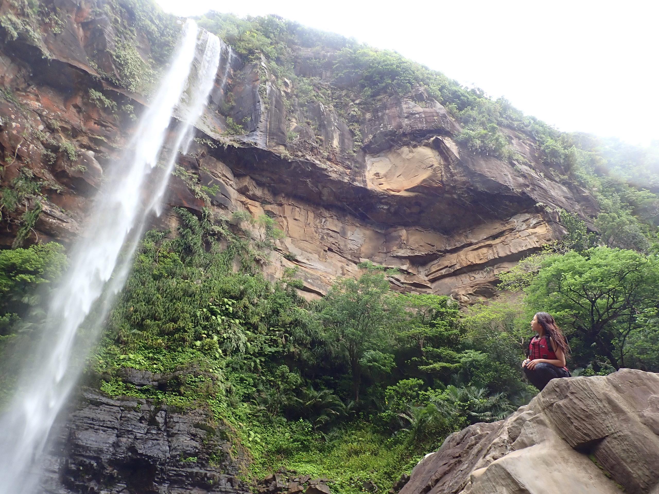 お隣の島からいらっしゃい!西表島 ピナイサーラの滝 半日カヌーツアー