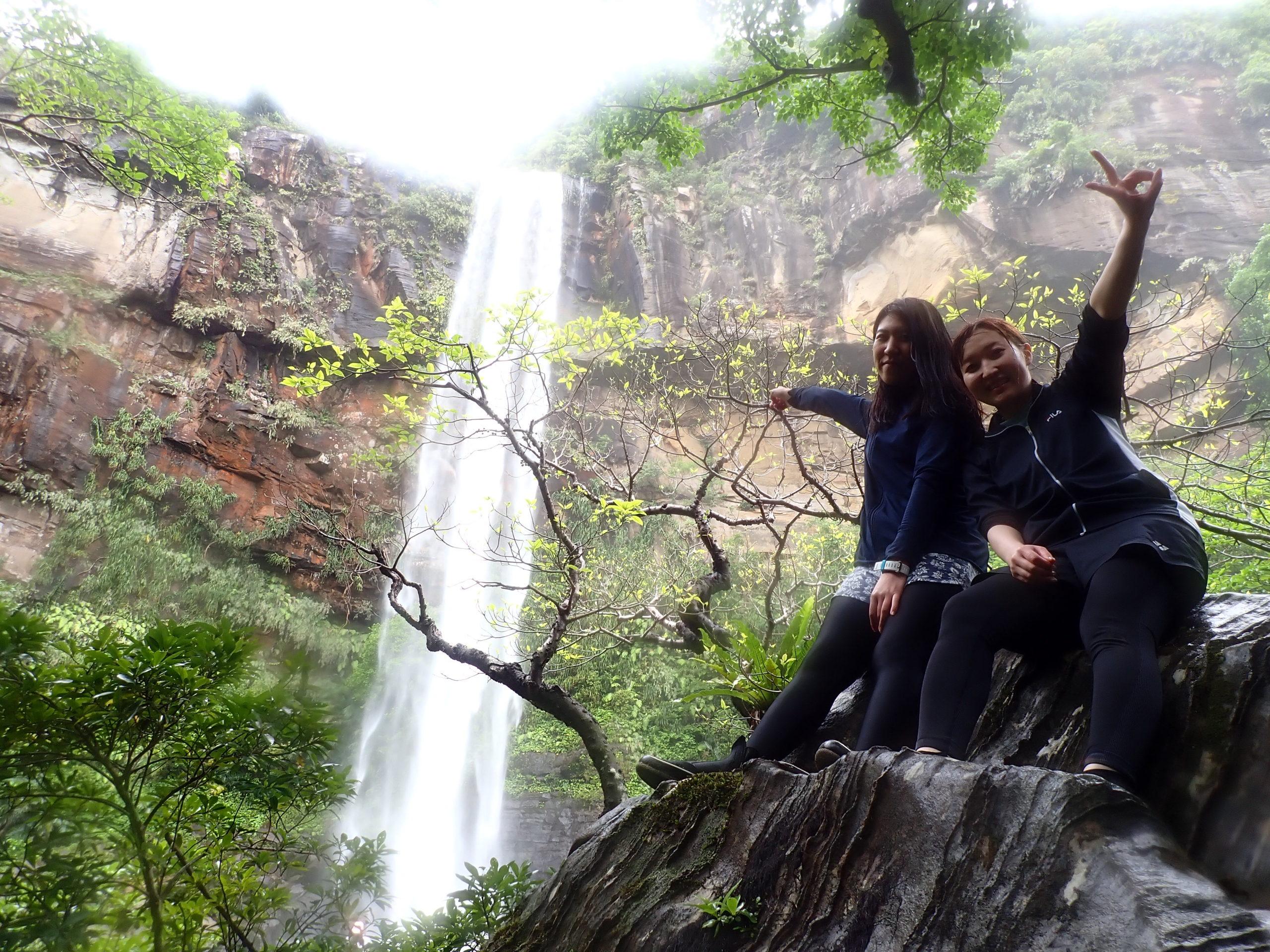 豪雨の後は迫力満点!晴れ女がゆく⭐︎弾丸ピナイサーラの滝半日ツアー