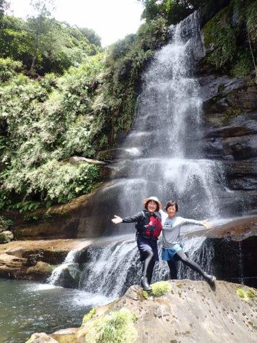 西表島の自然を心ゆくまで堪能 ナーラの滝カヌーツアー