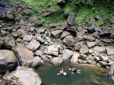 ひとり旅だからこその出会いもある(^^)西表島 ピナイサーラの滝カヌーツアー