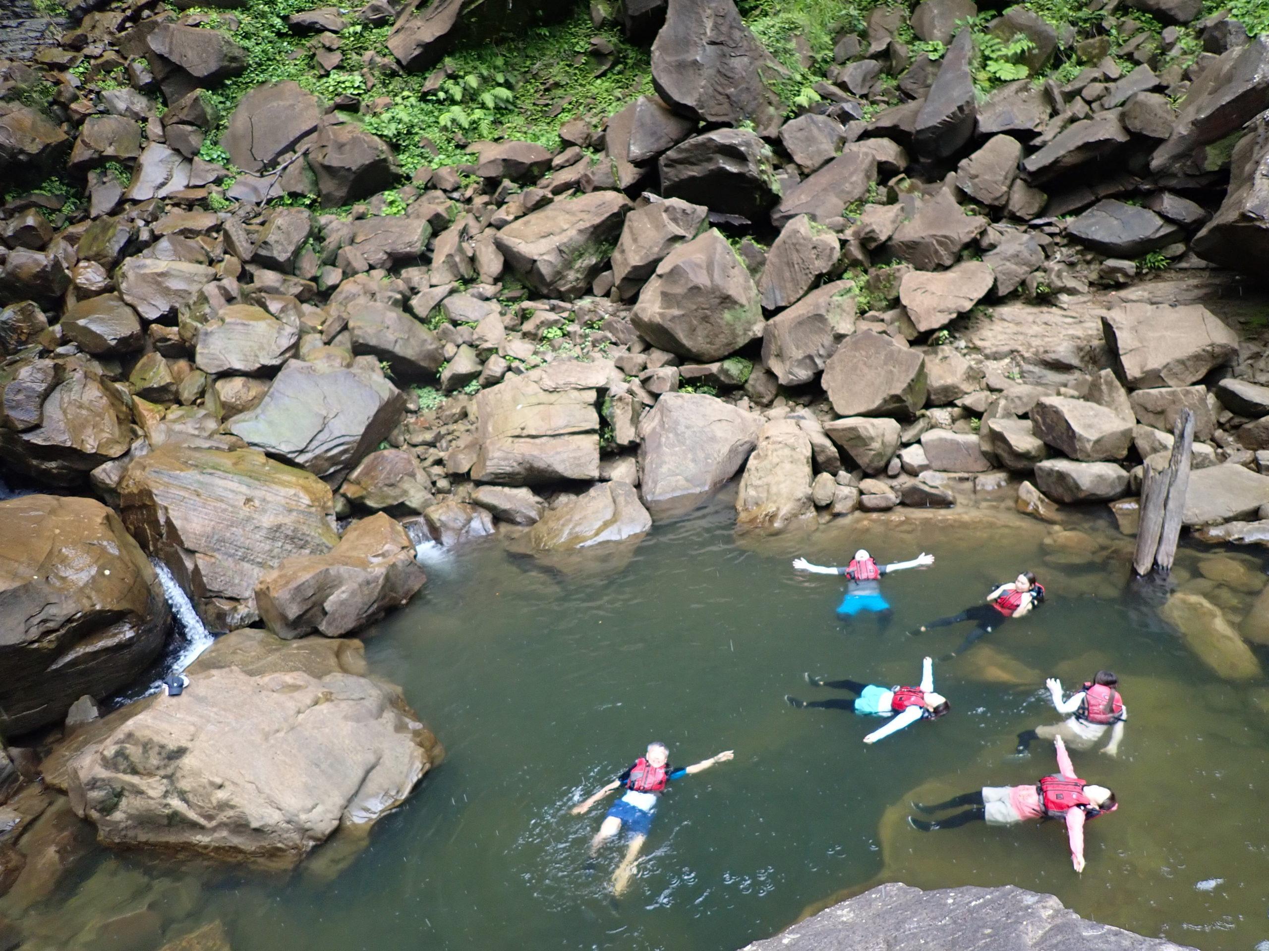GWの混雑を避けて自然を満喫\(^^)/西表島 ピナイサーラの滝カヌーツアー