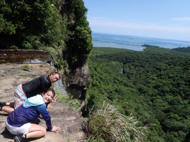 石垣島から日帰りでも遊べるよ!西表島 ピナイサーラの滝カヌーツアー