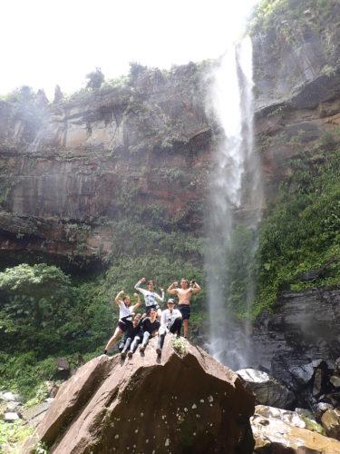 台風大雨予報はどこいった?贅沢な1日 西表島 ピナイサーラの滝カヌーツアー